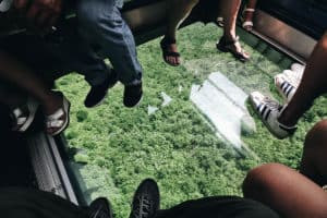 Glass Bottom Gondola