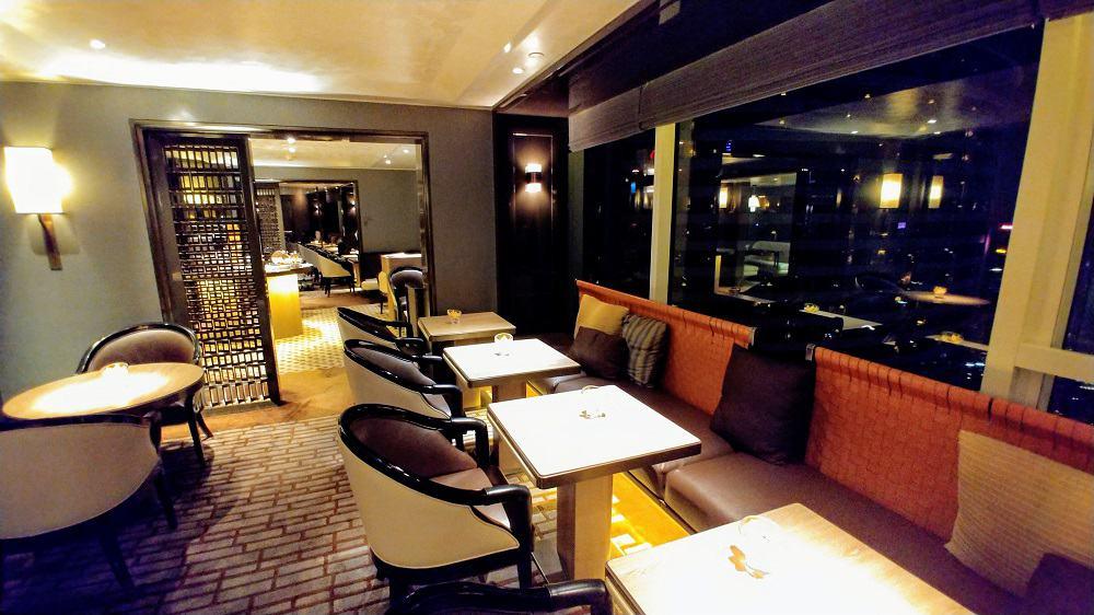 Conrad Hong Kong Executive Club Lounge Seating