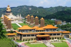Fo Guang Shan Temple Complex