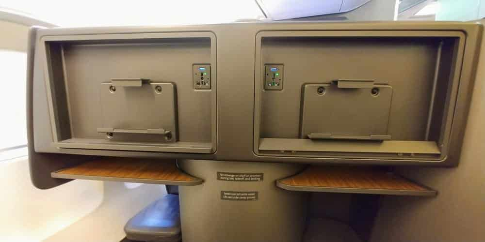 American First Class No IFE