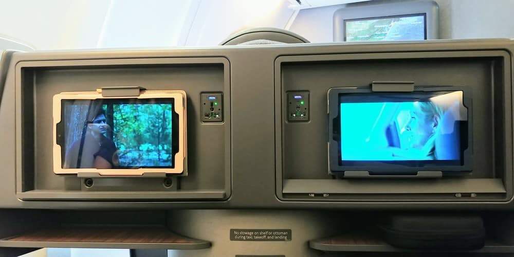 Use Tablets for IFE