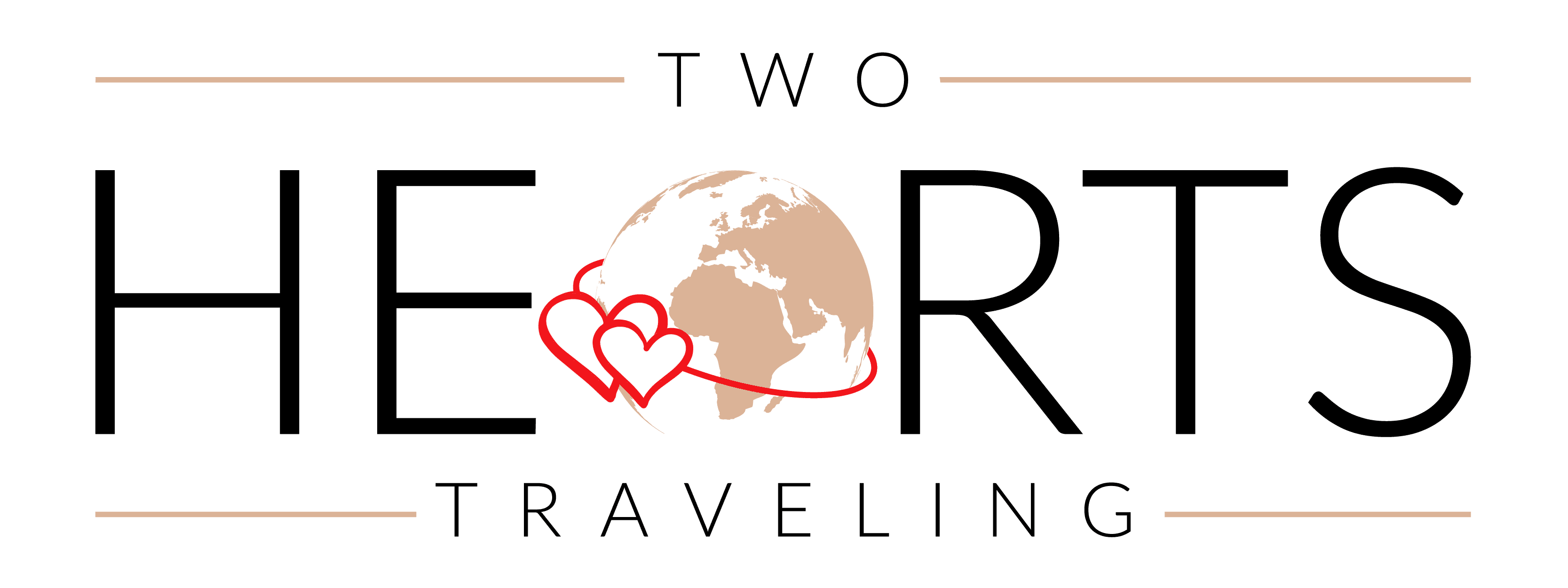 Two Hearts Traveling