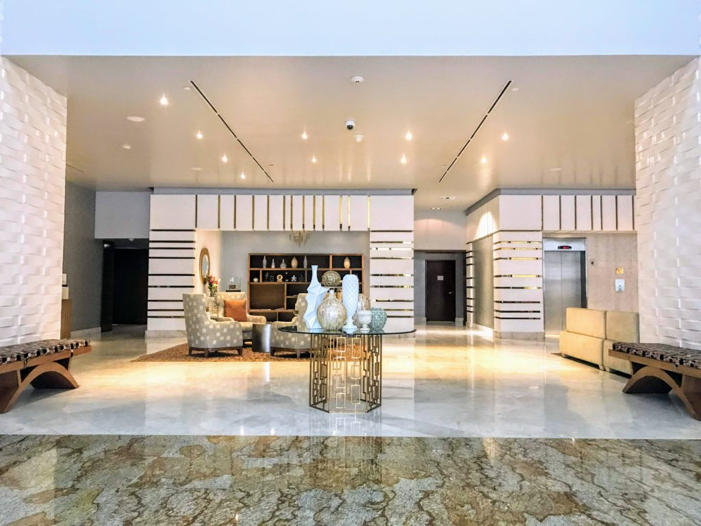 Waldorf Astoria Panama Entrance