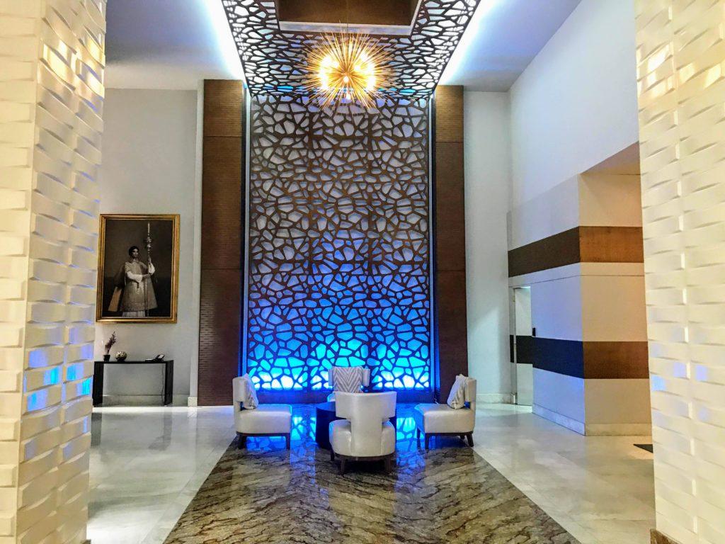 Waldorf Astoria Panama City, Panama Lobby