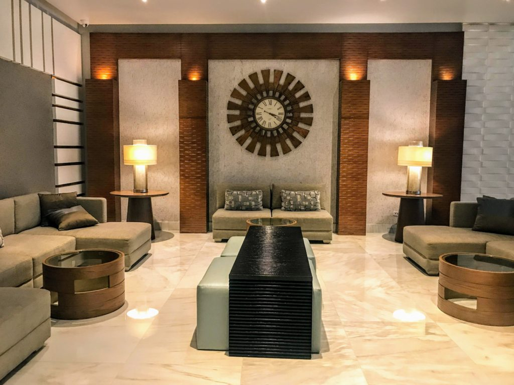 Lobby Waldorf Astoria Panama City