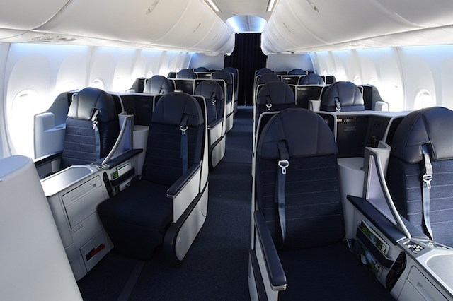 New Copa Airlines Business Class Lie-Flat Seats