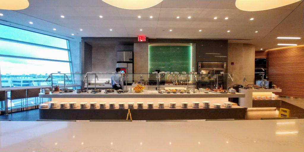 Flagship Lounge Dining