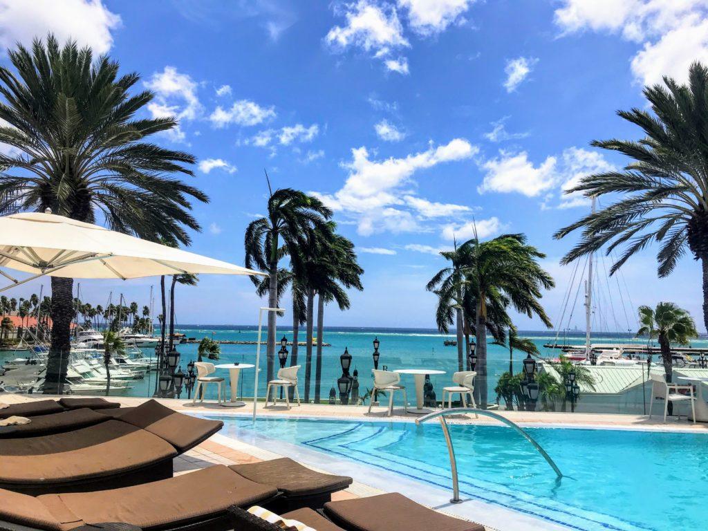Renaissance Aruba Resort & Casino Pool