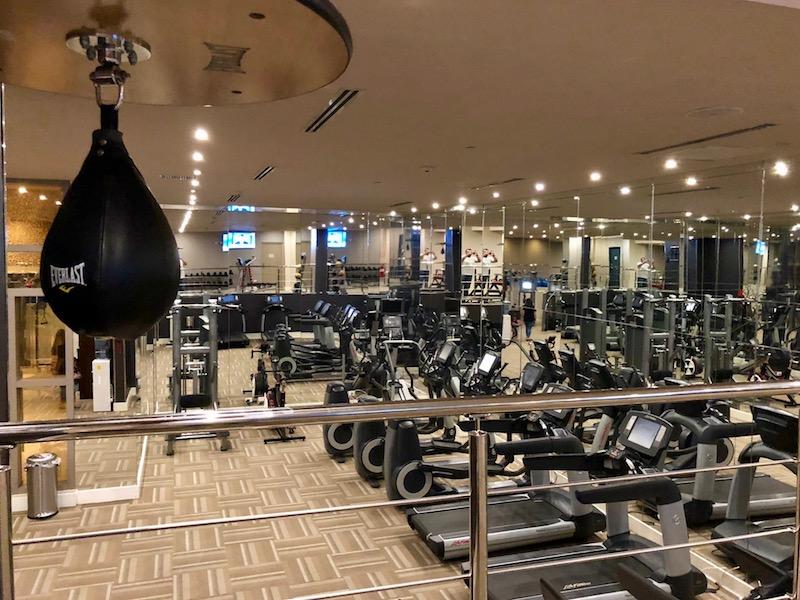 Gym Waldorf Panama