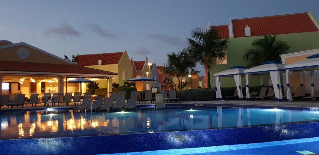 Restaurant Courtyard Marriott Bonaire