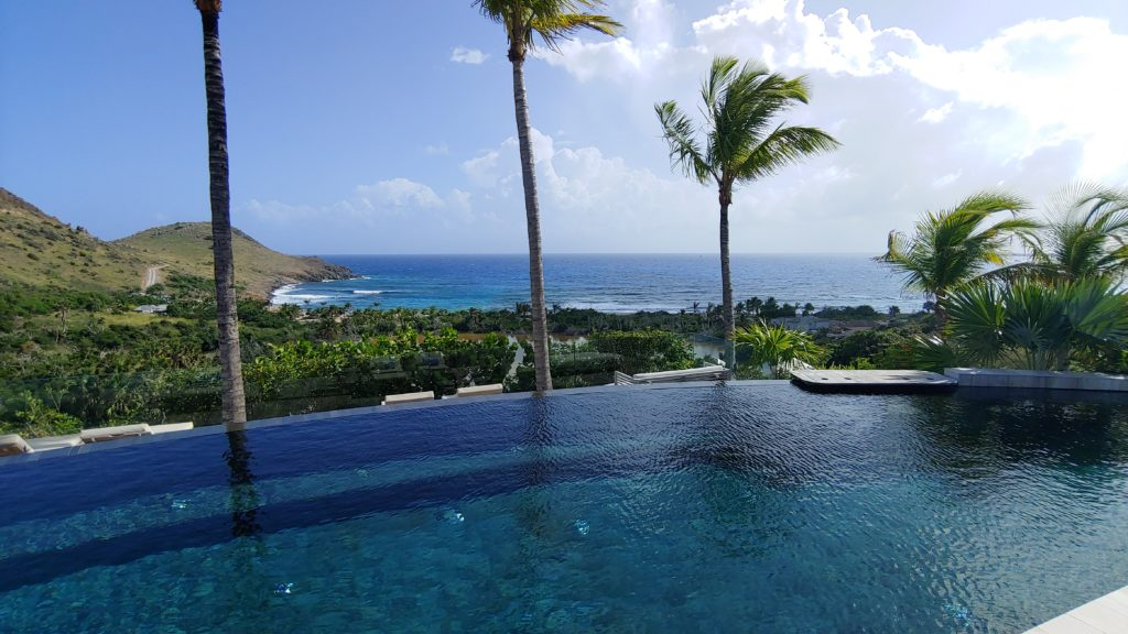 Le Toiny St Barths Infinity Pool