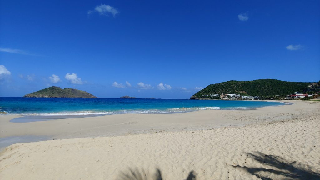 Beaches St Barth