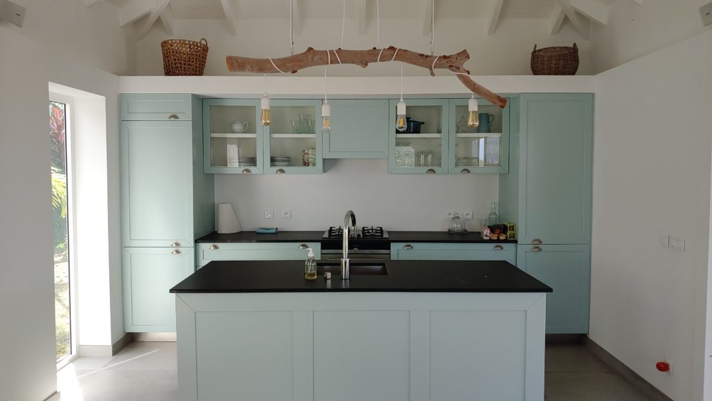 Private Villa Kitchen St Barths