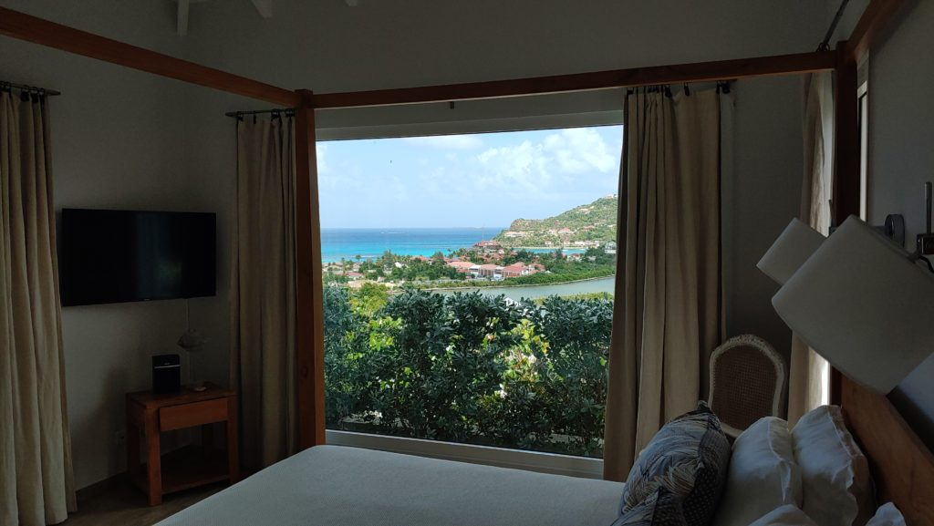 Bedroom Views St Barthelemy