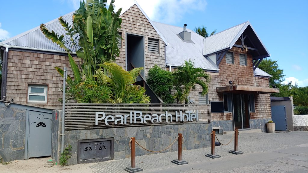 Pearl Beach Hotel St Barth