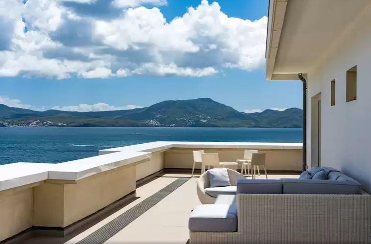 Panoramic Terrace Suite, Simon Hotel Martinique
