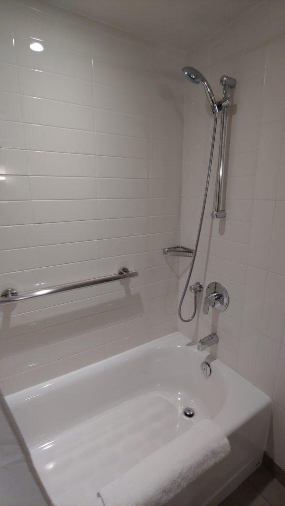 Shower Delta Hotels Montreal