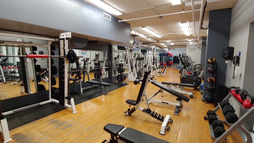 Gym Delta Hotels by Marriott Montreal