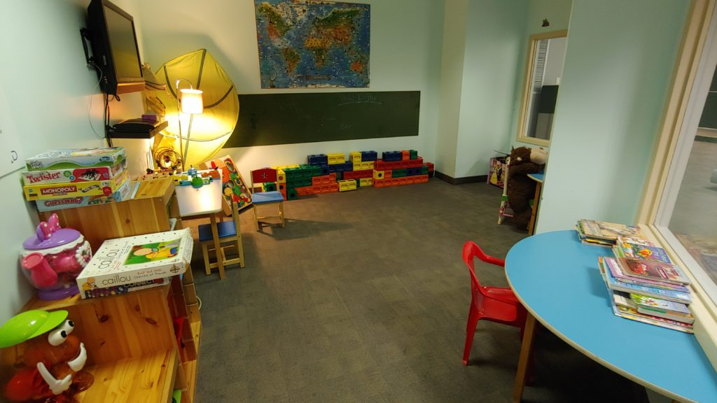 Kids Area Delta Hotels Montreal