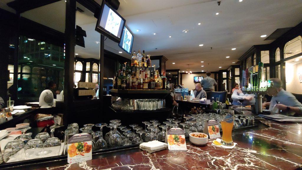 Delta Montreal Restaurant Bistro-Bar Le Cordial