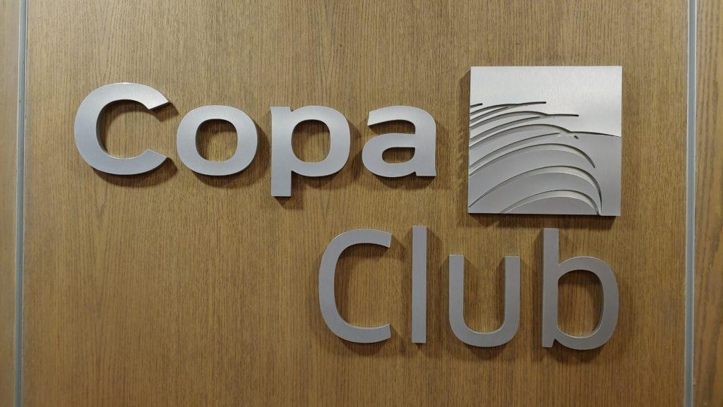 Copa Club Sign
