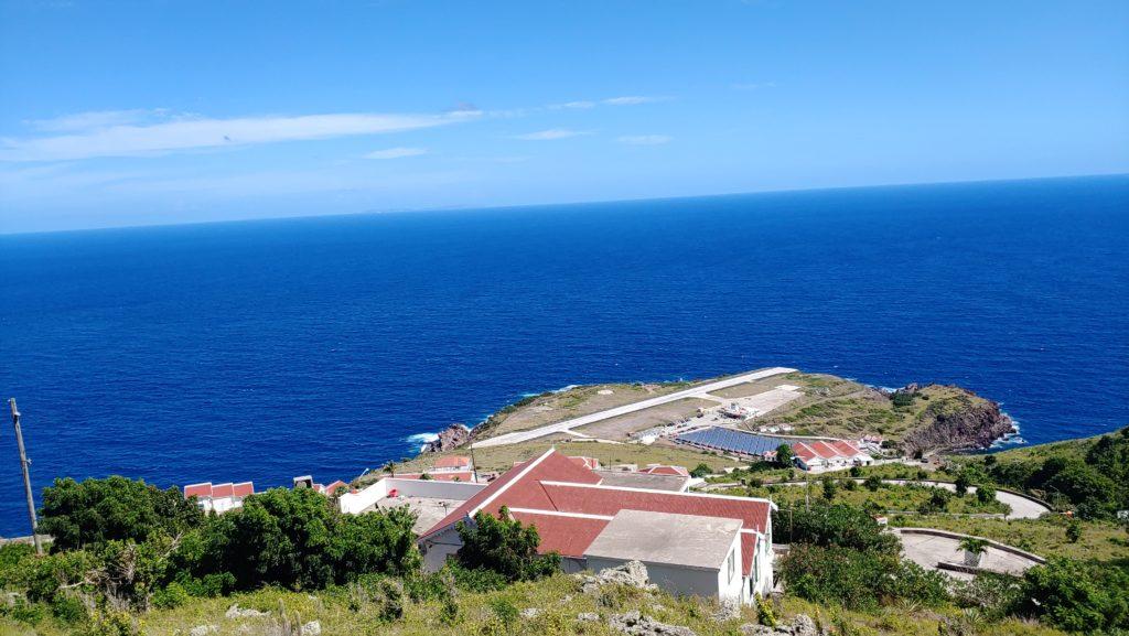 Saba (SAB) Airport