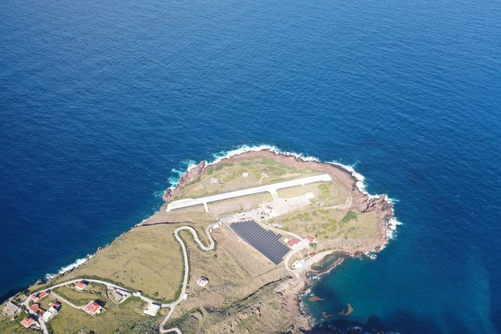 Saba Runway, The Shortest in the World