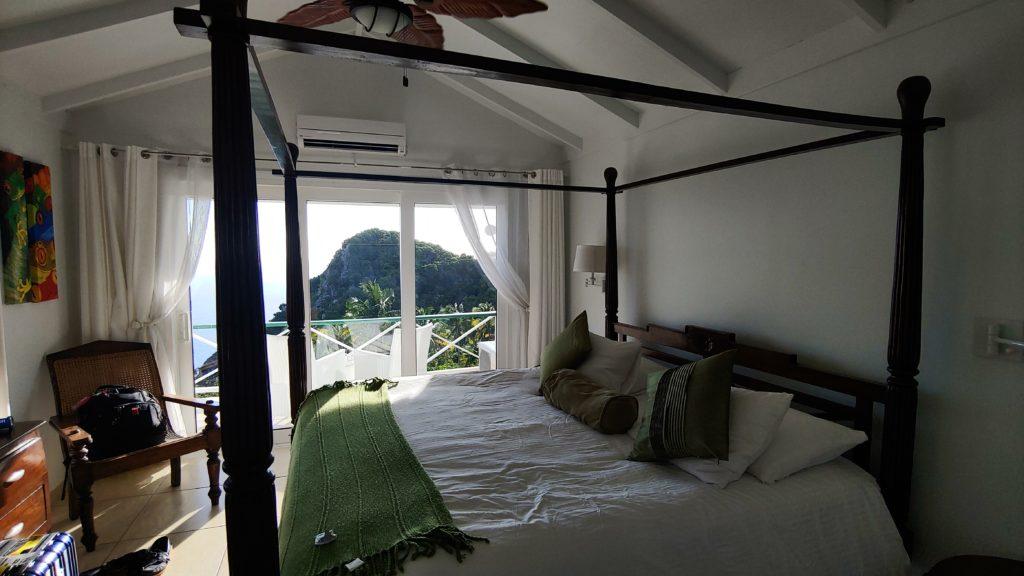 Ocean View Room Juliana_s Saba Island
