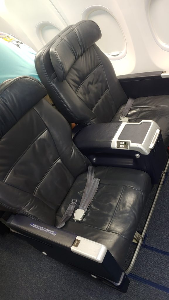 Seats Copa Airlines Business Class 738